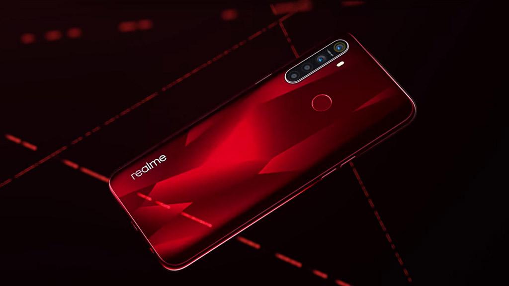Realme 5s ra mắt với chip Snapdragon 665, màn hình 6.5 inch HD+, camera 48MP, giá từ 3.2 triệu