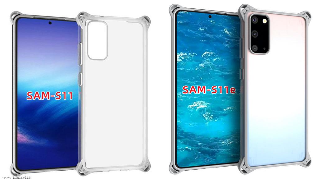 Nhà sản xuất ốp lưng xác nhận thiết kế của Galaxy S11 và S11e giống với thông tin rò rỉ trước đó