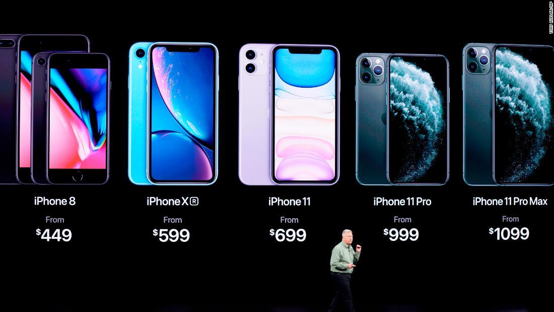 Thế iPhone 12 được ra mắt vào năm tới sẽ có đến 6 phiên bản thay vì 3 phiên bản như trên iPhone 11, bao gồm phiên bản 5G, Plus và Max?