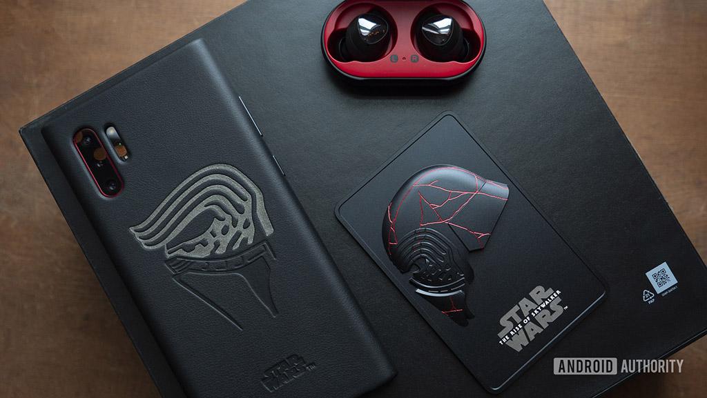 Chia sẻ một số hình ảnh cận cảnh phiên bản Galaxy Note 10+ Star Wars Edition