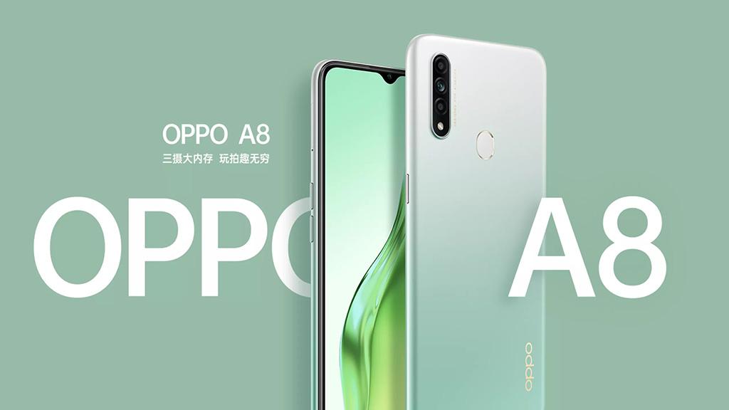 OPPO A8 và OPPO A91 chính thức ra mắt với thiết kế màn hình ''giọt nước'', giá 3.9 và 6.6 triệu