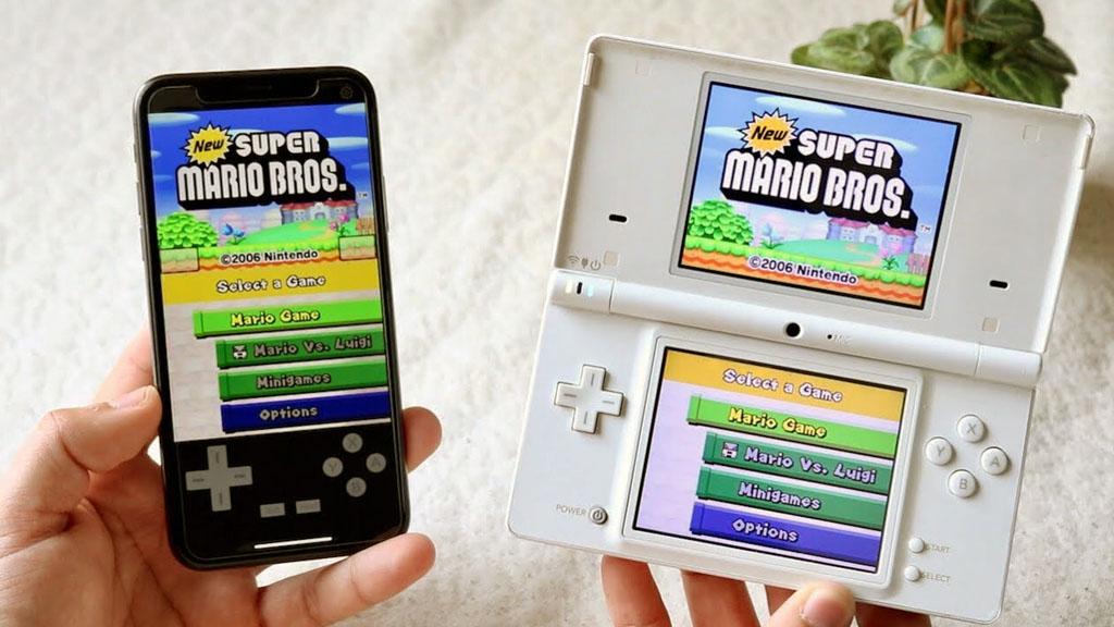 Hướng dẫn cài đặt trình giả lập Nintendo DS trên iOS 13, không cần jailbreak máy