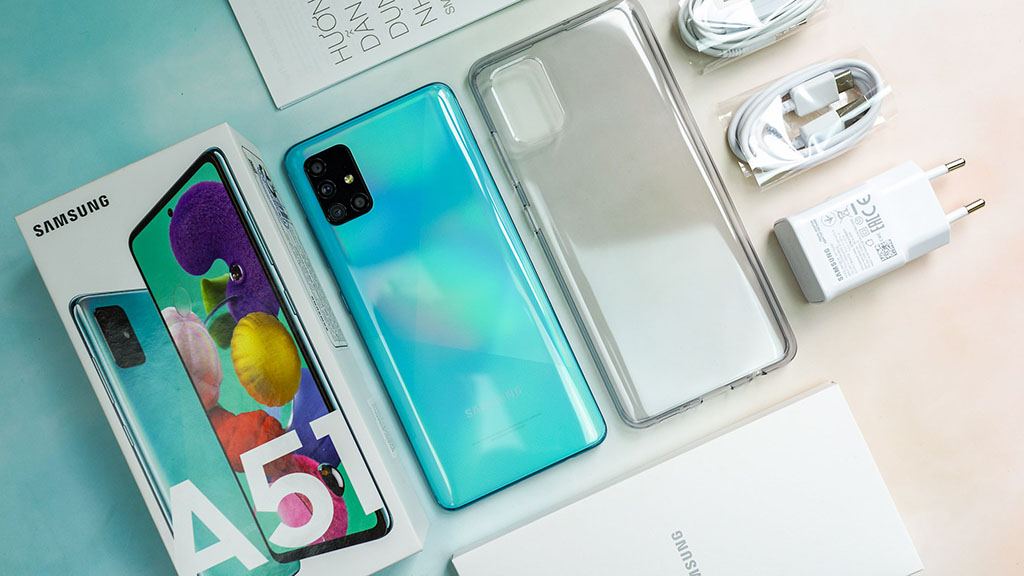 Samsung đăng ký tên thương hiệu cho 9 chiếc smartphone thuộc dòng Galaxy A series