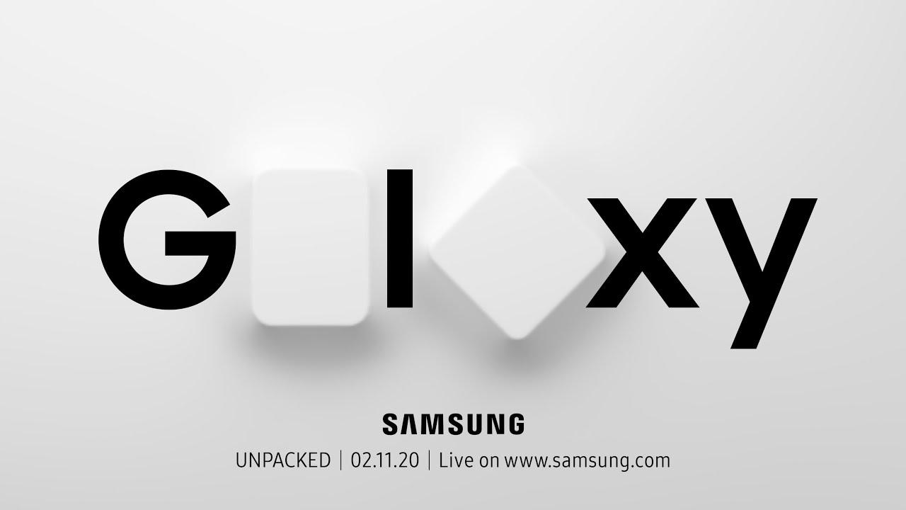 Samsung chính thức gửi thư mời tham dự sự kiện Galaxy Unpacked 2020