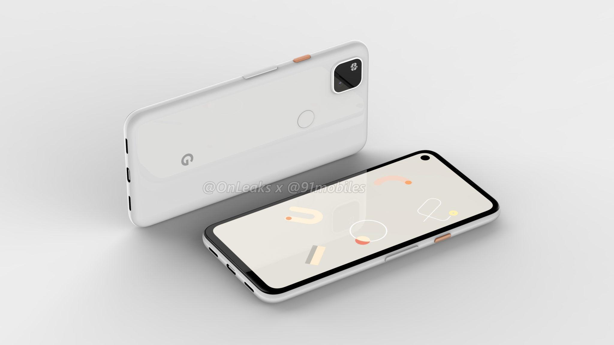 Xuất hiện tên mã hai mẫu smartphone tầm trung của Google, trong đó một máy trang bị chip 5G