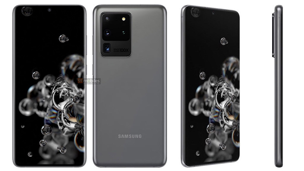Lộ diện chương trình đặt hàng và ốp lưng của Galaxy S20 series, xác nhận màu mới trên Galaxy Buds+