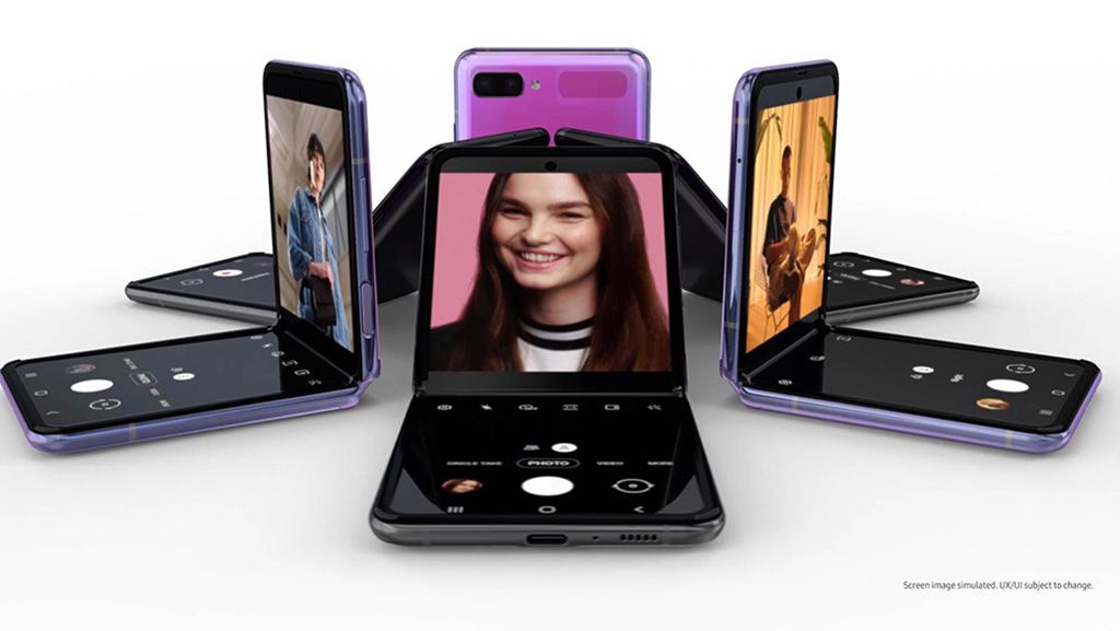 Galaxy Z Flip chính thức ra mắt với màn hình gập theo chiều dọc, Snapdragon 855+, giá 32.1 trệu