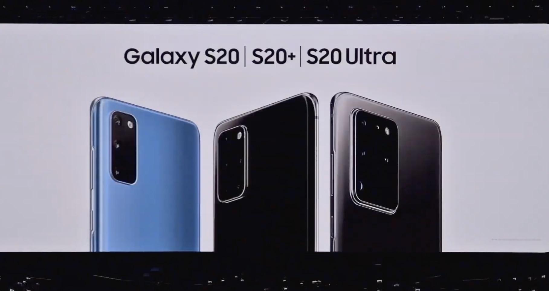 Galaxy S20 và S20+ chính thức: Snapdragon 865/ Exynos 990, RAM 8/12GB, camera Super Resolution Zoom 30x, giá từ 21 triệu