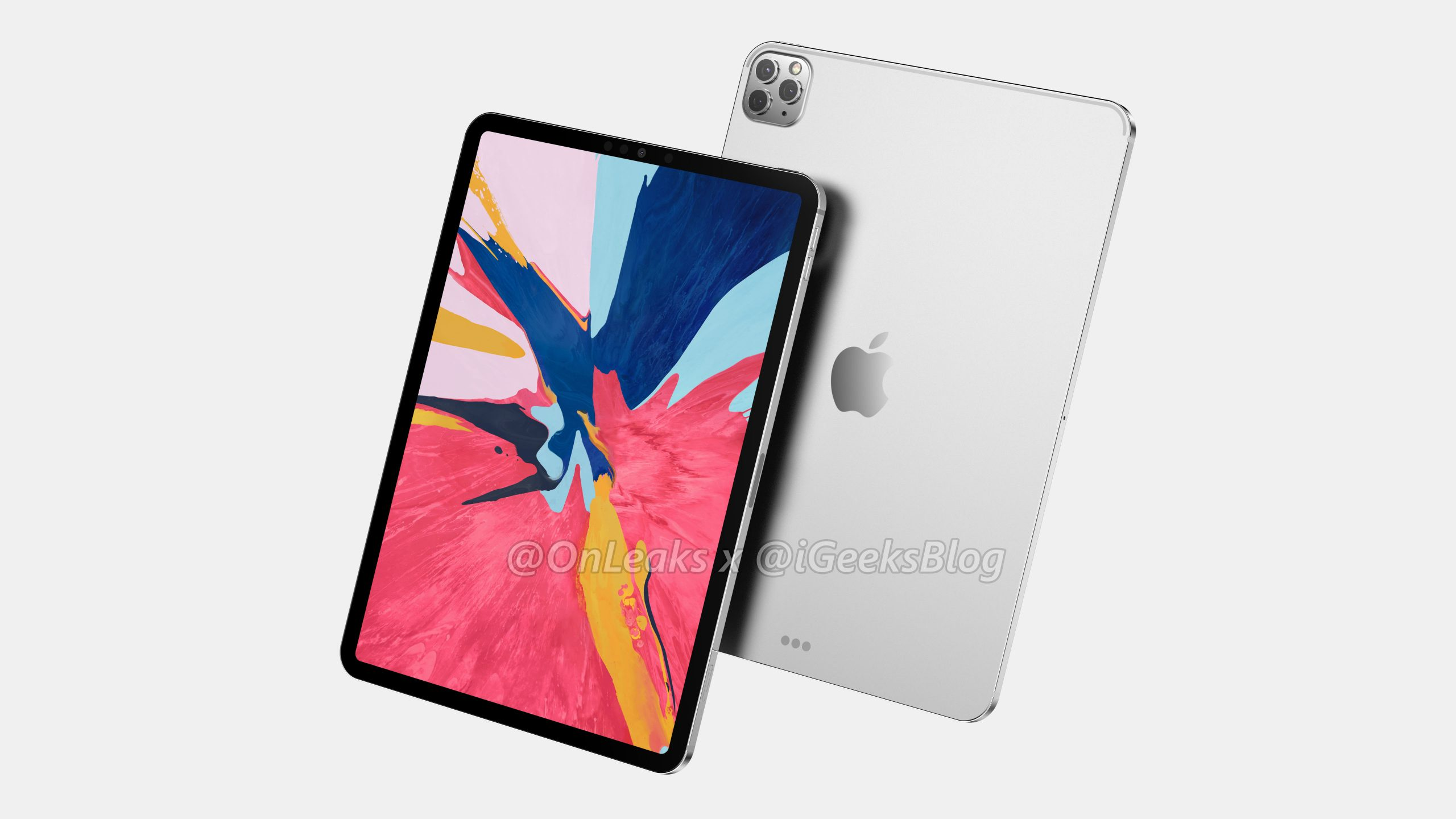 iPad Pro 2020 sẽ có hai phiên bản, một phiên bản sẽ ra mắt cùng với iPhone SE 2 (iPhone 9) vào tháng 3 tới