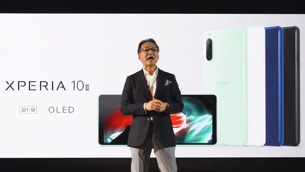 Sony ra mắt Xperia 10 Mark II: Vẫn màn hình 21:9, chip Snapdragon 665, 3 camera sau