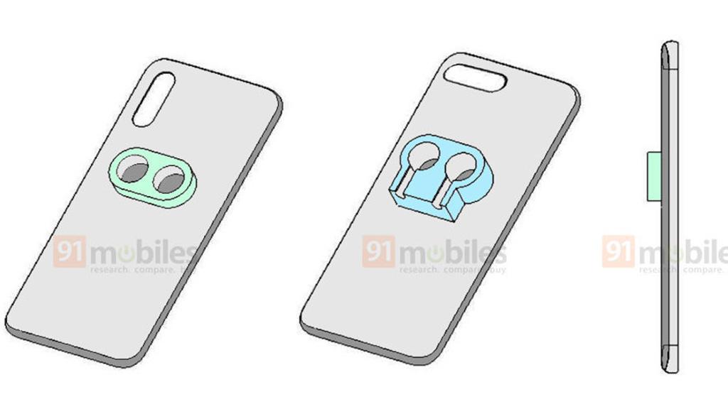 Xiaomi đăng ký bằng sáng chế ốp lưng sạc không dây ngược cho tai nghe True wireless