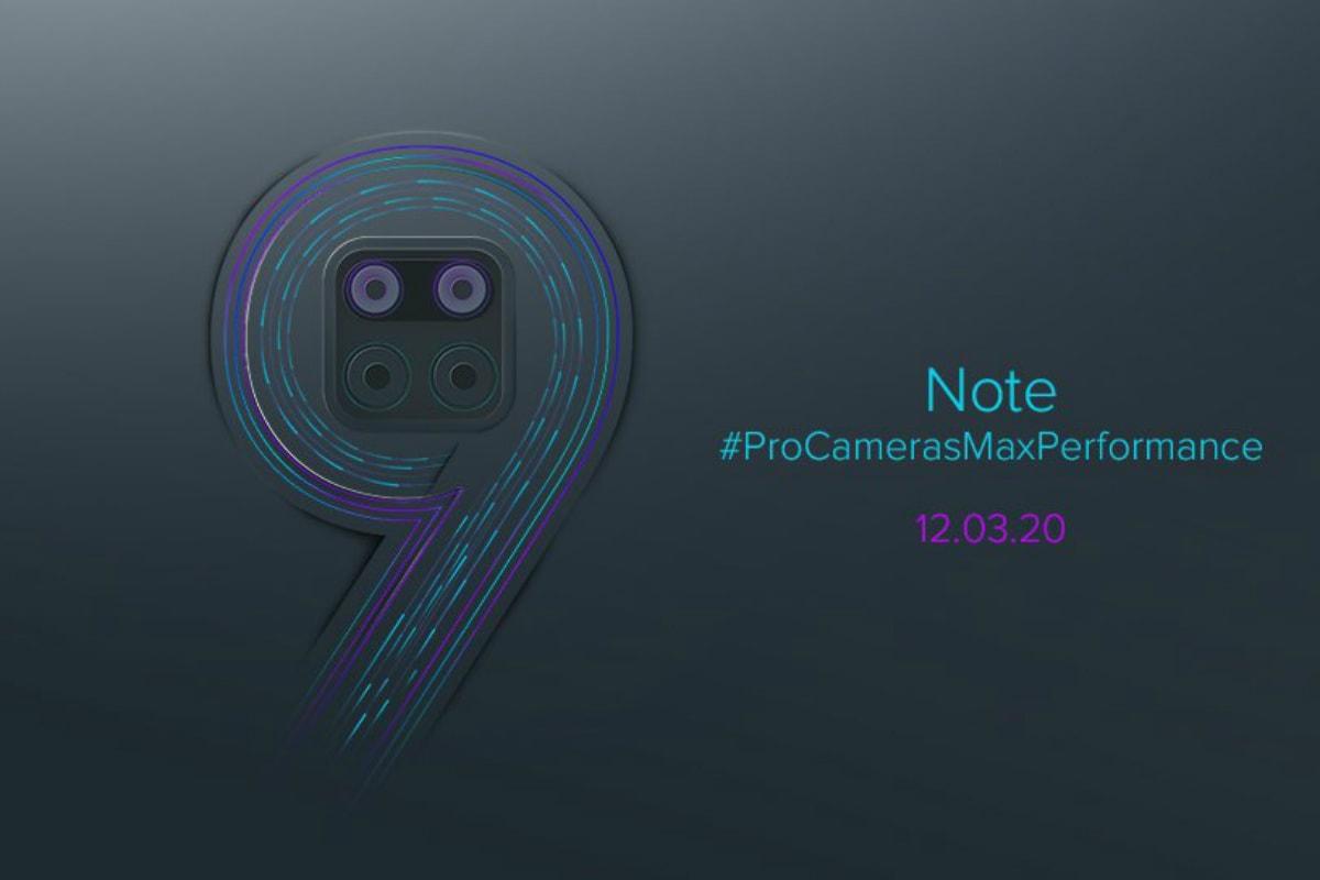 Lộ diện hình ảnh của Redmi Note 9 Pro phiên bản màu đỏ