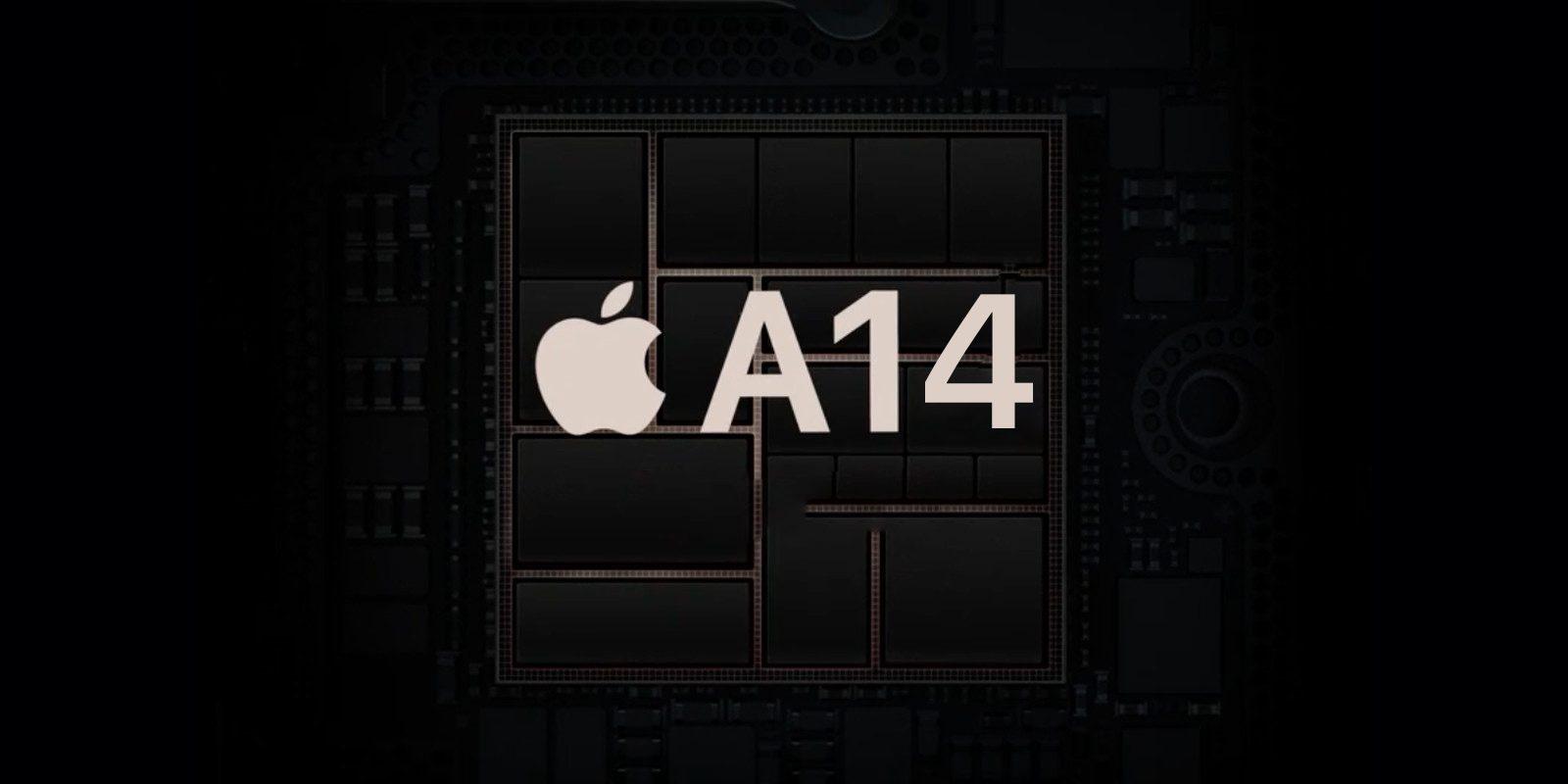 TSMC bắt đầu sản xuất chip A14 cho thế hệ iPhone mới ra mắt vào tháng 4