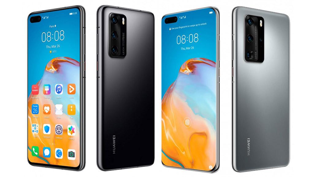 Huawei P40 Pro lộ ảnh render sắc nét, phiên bản Premium Edition sẽ có đến 2 camera tele