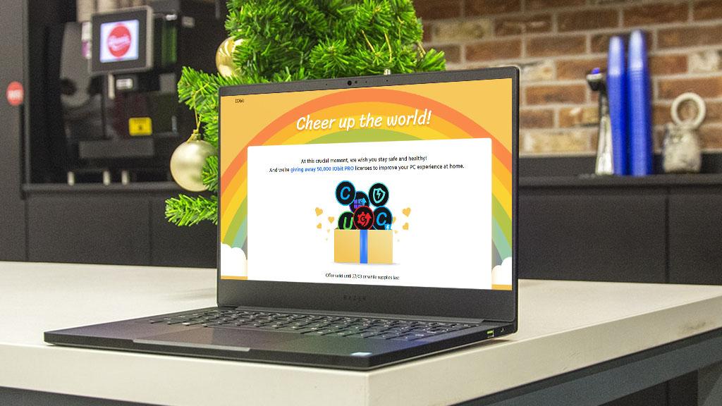IObit tặng 50.000 key bản quyền sử dụng trên tất cả phần mềm của hãng