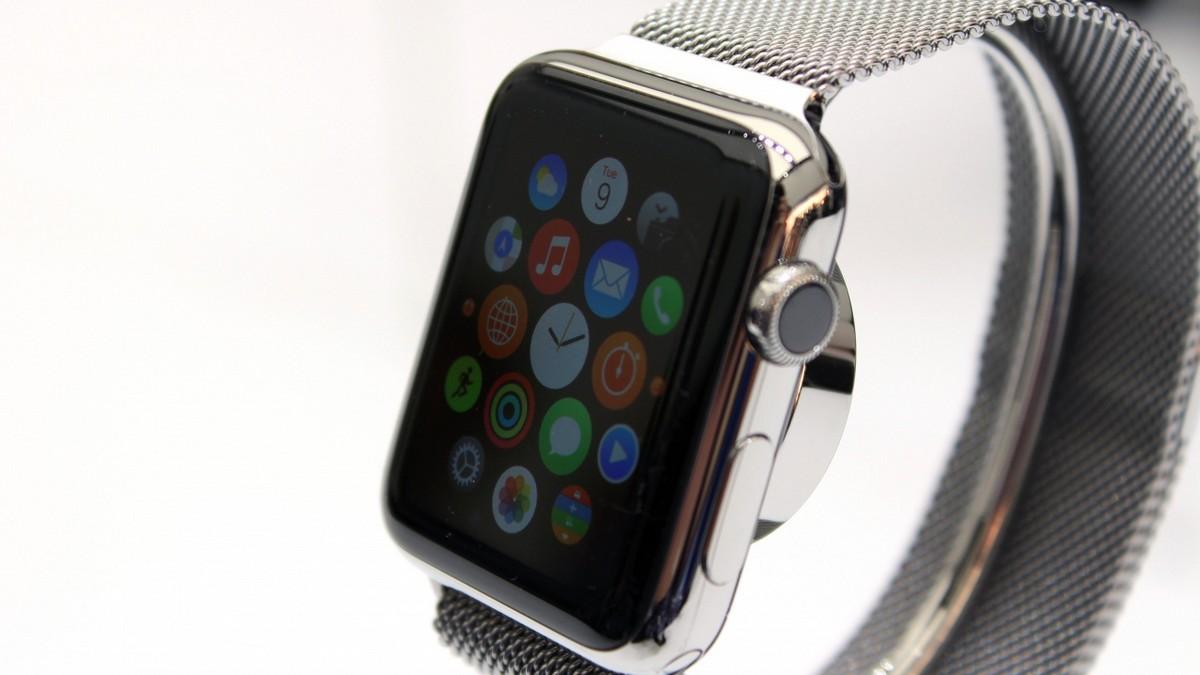 Apple Watch thế hệ tiếp theo có thể sẽ được trang bị Touch ID ngay trên nút Digital Crown
