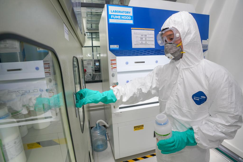 Vingroup bắt tay sản xuất máy thở và thiết bị đo thân nhiệt để cung ứng cho thị trường Việt Nam