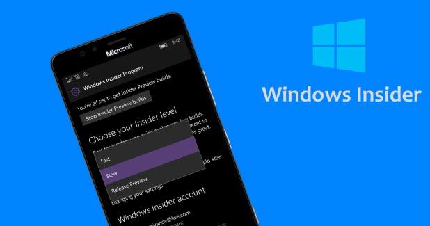 Windows 10 Mobile build 14393.221 đã có cho người dùng Release Preview Rings