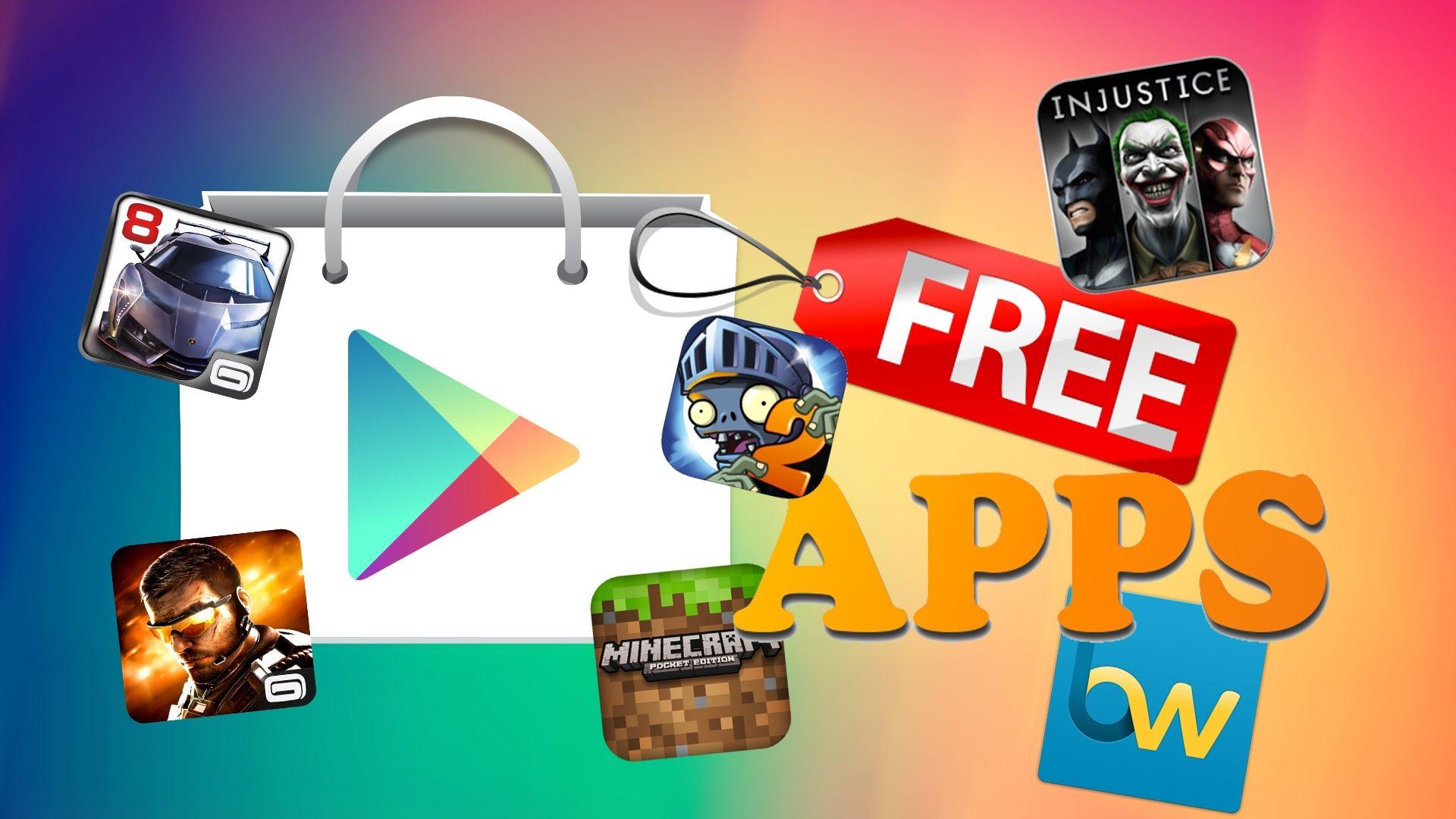 Mời tải 12 ứng dụng dành cho Android đang được miễn phí hoặc giảm giá trong thời gian ngắn