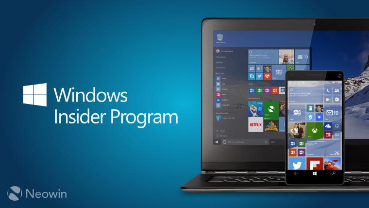 Microsoft phát hành 2 bản build mới cho người dùng PC và Mobile qua kênh Fast Ring