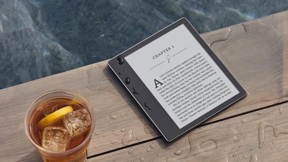 Amazone ra mắt Kindle Oasis mới (2017): Nâng cấp lớn, có kháng nước, giảm giá còn 250 USD