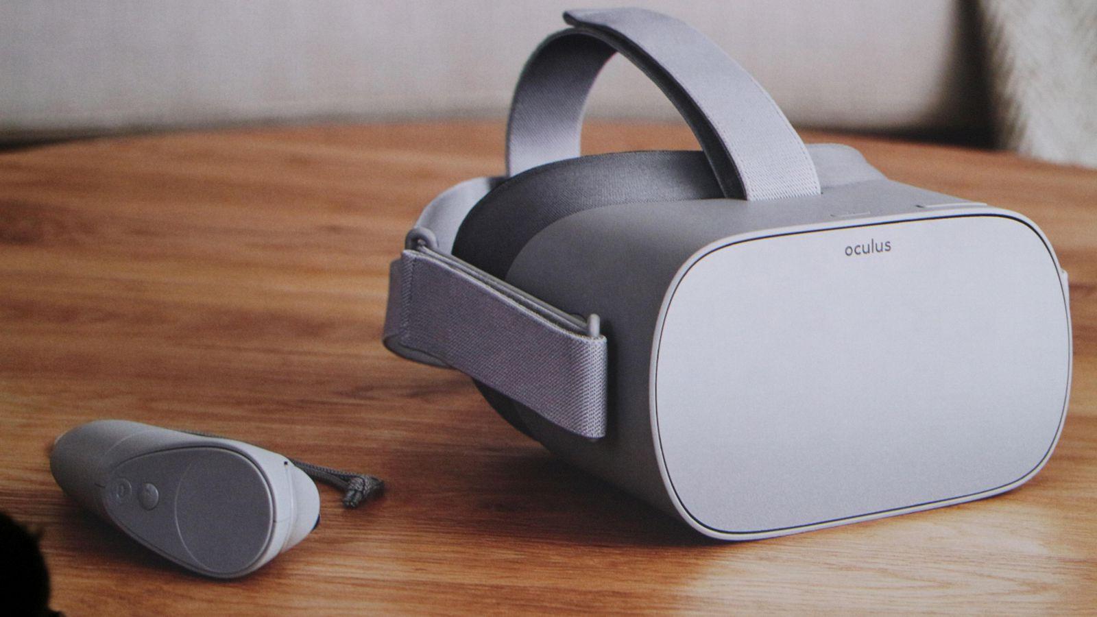 Facebook ra mắt kính thực tế ảo độc lập Oculus Go giá 200 USD, không cần kết nối PC hay smartphone