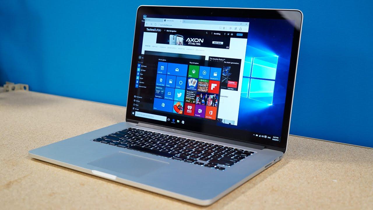 Chia sẻ 3 cách để chạy Windows trên MacBook, iMac và hướng dẫn cài Win bằng Bootcamp