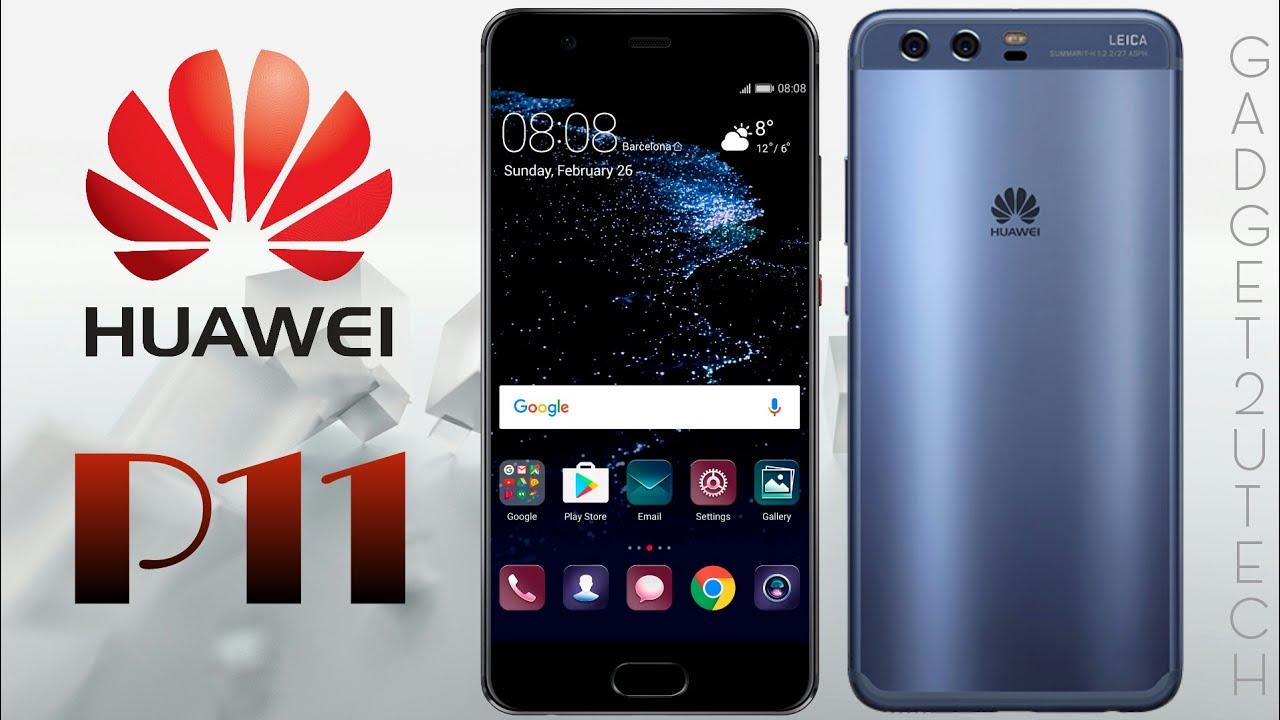 Màn hình trên Huawei P11 không phải tỉ lệ 18:9 mà vẫn dùng tỉ lệ 16:9 với độ phân giải FullHD?