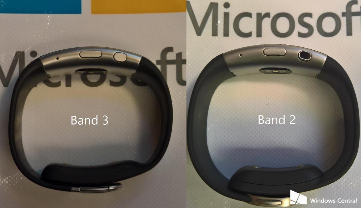 Microsoft Band 3 khó có thể được ra mắt trong tương lai gần