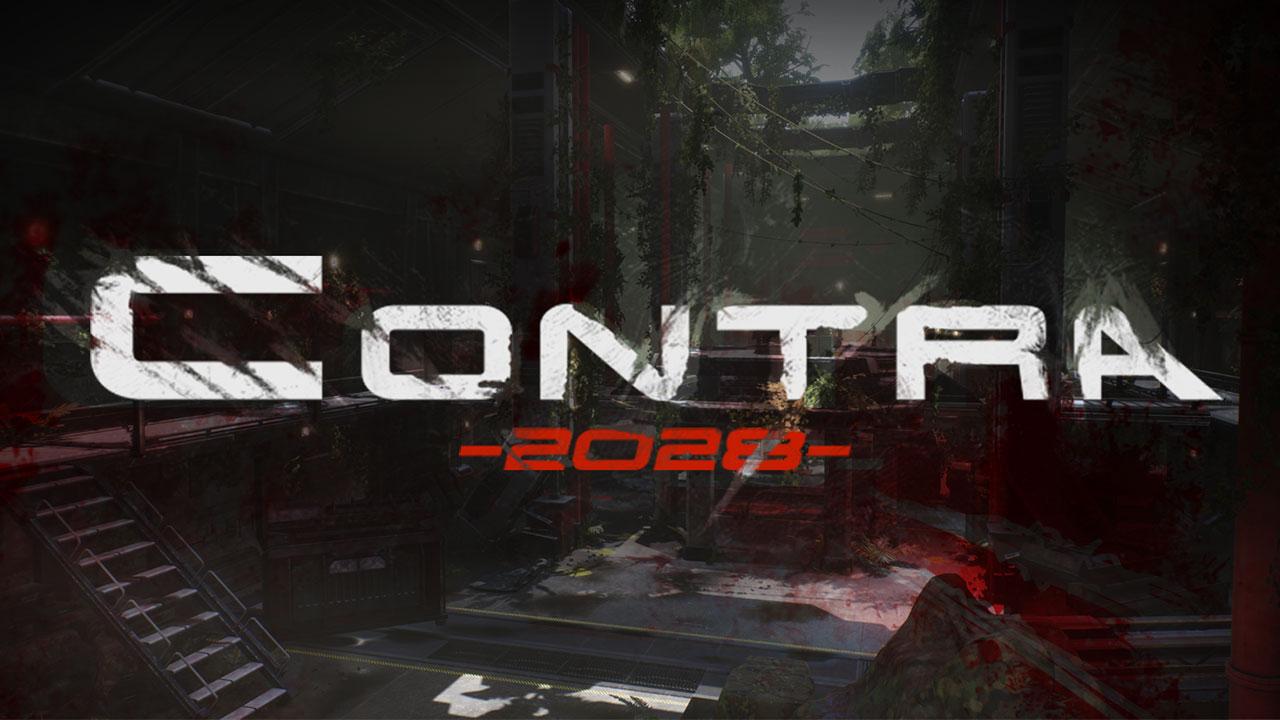 Contra 2028: Hồi sinh huyền thoại game 4 nút một thời với phiên bản đồ họa cực đỉnh trên PC