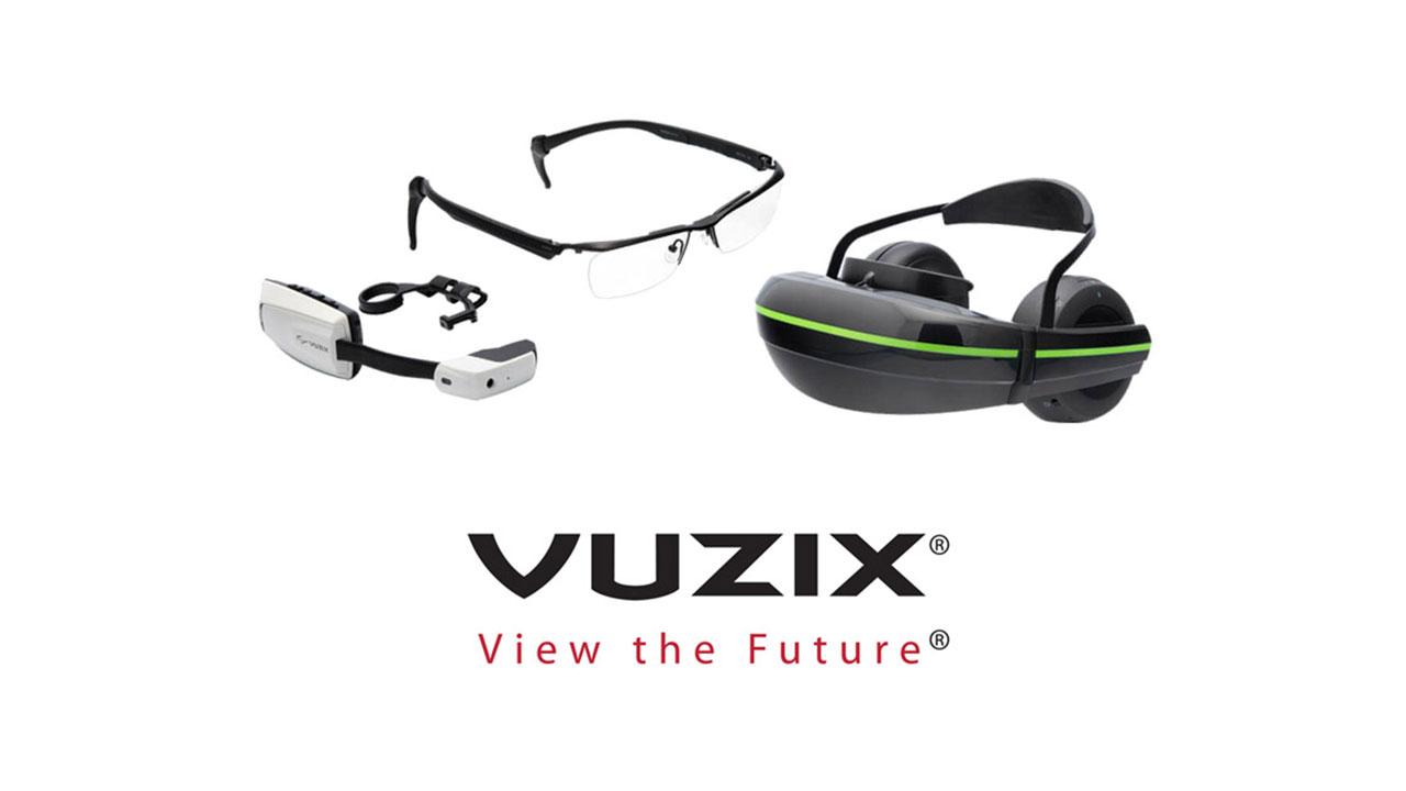CES 2018: Vuzix sắp ra mắt kính thực tế ảo thông minh tích hợp trợ lý ảo Alexa
