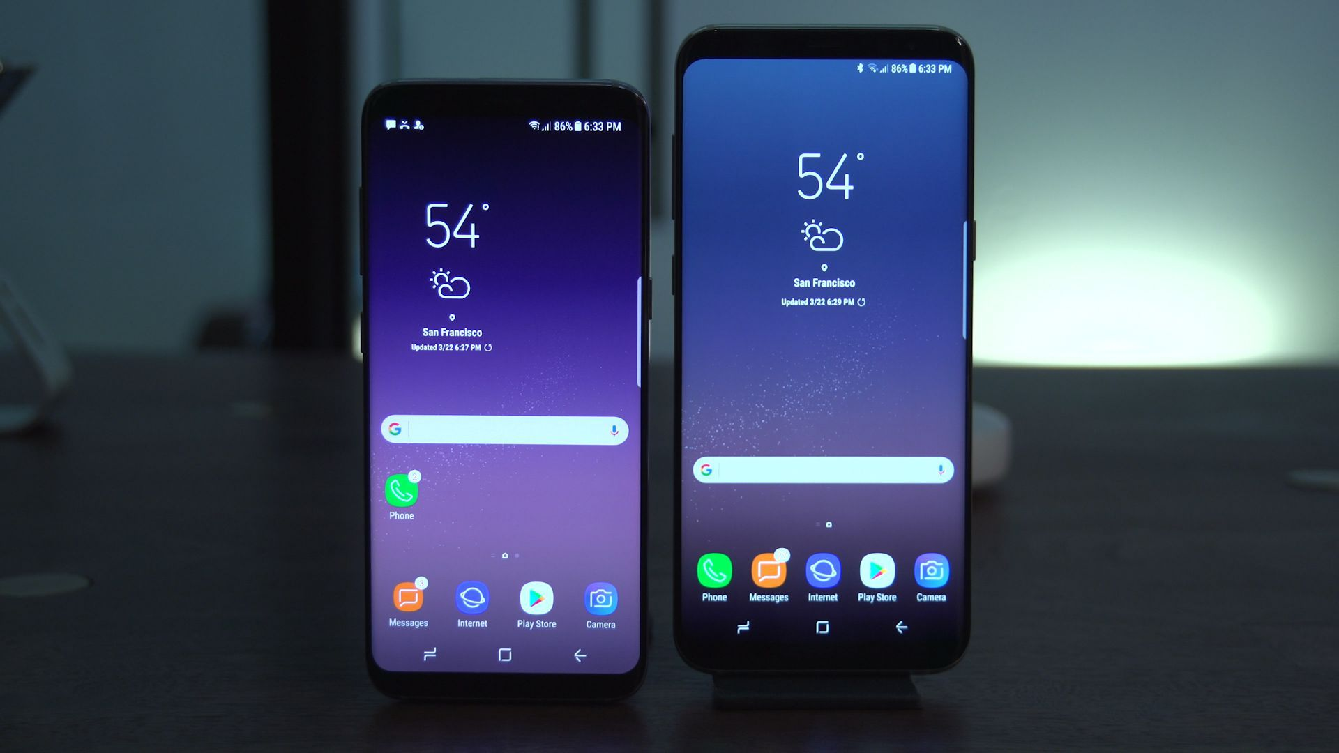 Samsung chính thức phát hành Android 8.0 Oreo cho bộ đôi Samsung Galaxy S8 và Galaxy S8 Plus