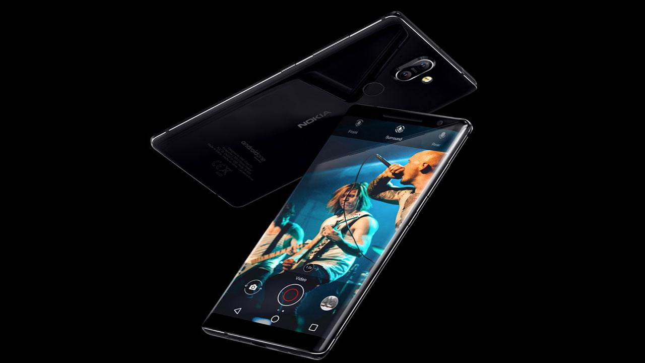 [MWC 2018] Nokia 8 Sirocco chính thức ra mắt với khung viền thép, màn hình 18:9, giá 20 triệu