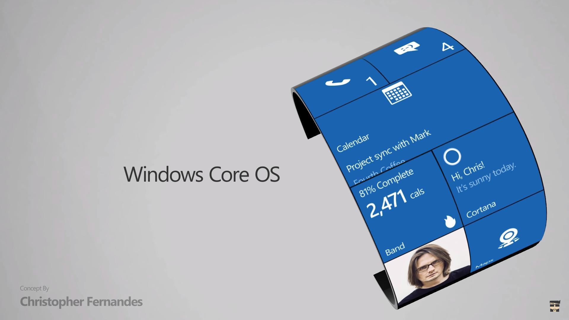 Cùng ngắm concept Surface Band của Microsoft, kẻ hủy diết Apple Watch và iPhone