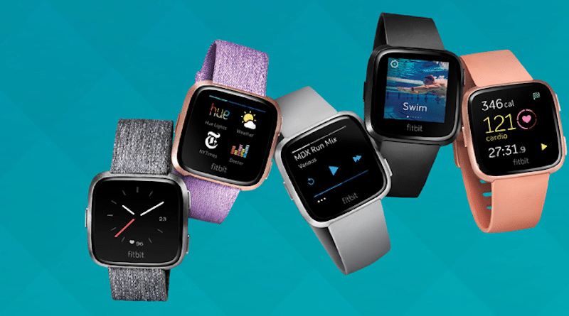 Fitbit ra mắt chiếc đồng hồ Versa với thiết kế gần giống Apple Watch, giá chỉ 200 USD