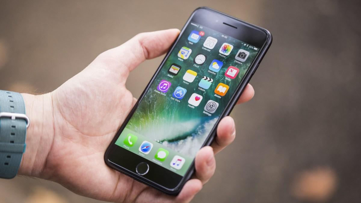 iOS 11.3 vô hiệu hóa màn hình cảm ứng iPhone 8 được thay thế bởi bên thứ ba