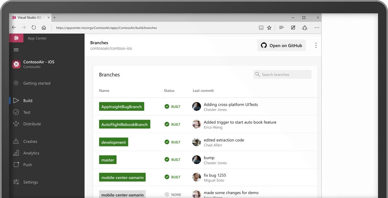 [Microsoft Build 2018] Microsoft hợp tác với GitHub để giúp lập trình viên thử nghiệm và chia sẻ các ứng dụng di động dễ dàng hơn