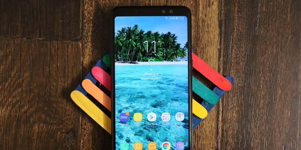 Samsung khởi động chương trình đặt hàng Galaxy A6 và A6+ với nhiều ưu đãi hấp dẫn