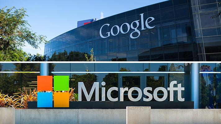 Chuyện không ai ngờ: Microsoft đã vượt mặt Google về trị giá thị trường!