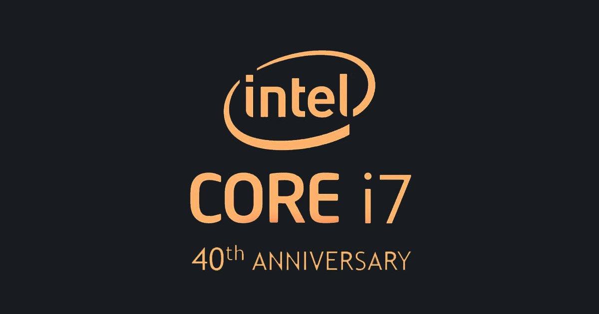 Lộ diện CPU Core i7 phiên bản kỷ niệm 40 năm của Intel: Chip Intel 6 nhân mạnh nhất, giá 400 USD