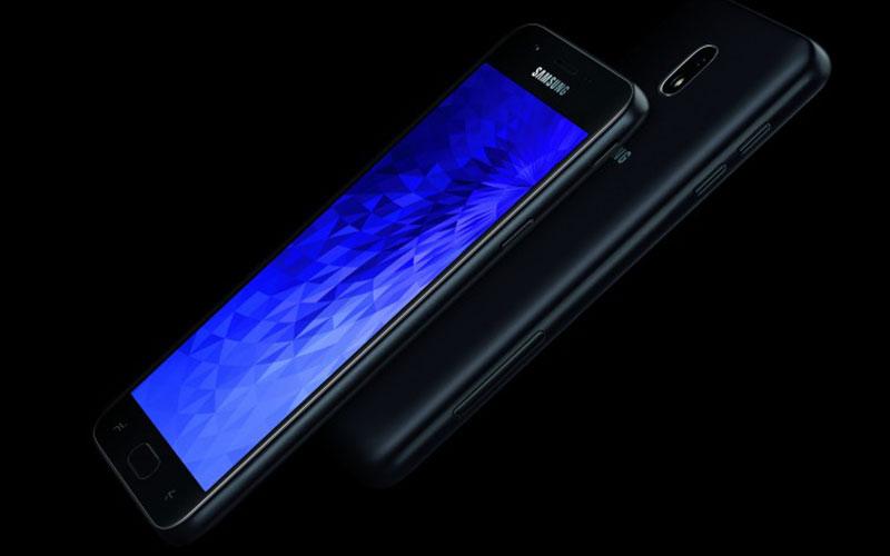 Samsung tiếp tục trình làng bộ đôi giá rẻ Galaxy J3 (2018) và J7 (2018), bán ra vào tháng sau