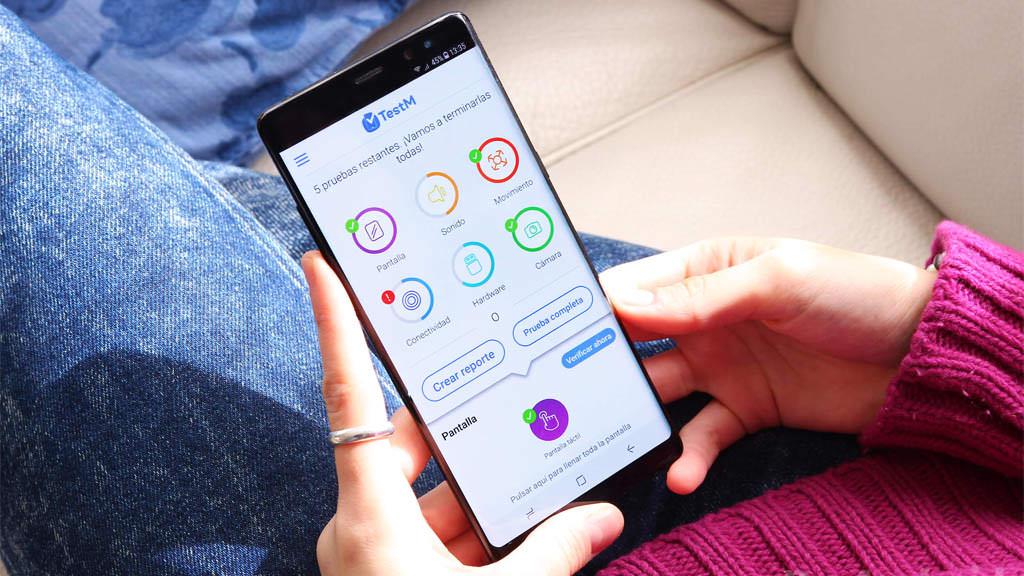 Chia sẻ ứng dụng kiểm tra chất lượng smartphone cũ trước khi mua mà không cần đến chuyên gia!