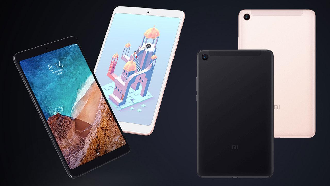 Xiaomi Mi Pad 4 chính thức được trình làng: Với Snapdragon 660, màn hình 8 inch 16:10, nhận diện khuôn mặt, giá 169 USD