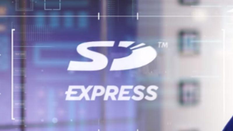 SD Express: Chuẩn thẻ nhớ SD mới cho phép dung lượng lưu trữ của một chiếc thẻ SD tăng lên tới 128TB và tốc độ truyền dữ liệu 985 MB/s