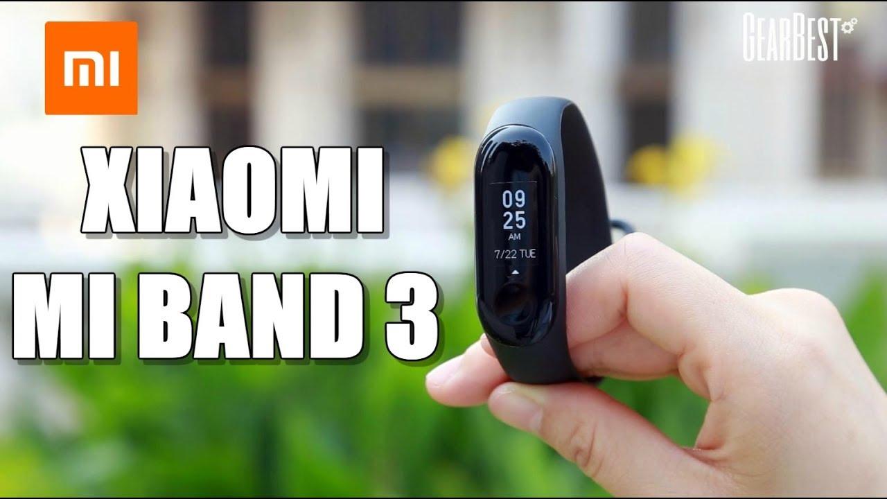 Mi Band 3 đã có firmware Quốc Tế hỗ trợ tiếng Anh, mời bạn đọc cùng tải về