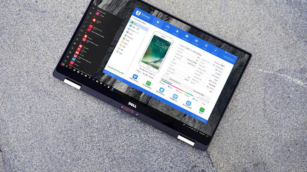 3uTools phát hành phiên bản 2.22, cải thiện và bổ sung hàng loạt tính năng mới