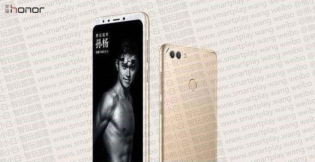 Honor Note 10 lộ hình ảnh và thông số, màn 6.9 inch 2K, chip Kirin 970, pin 6.000 mAh