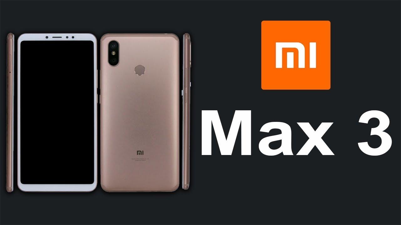 Xiaomi Mi Max 3 tiếp tục xuất hiện trong video với màn hình 6,9 inch, camera kép và pin khủng 5.500 mAh