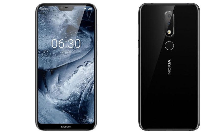 Nokia X5 sẽ được ra mắt tại thị trường quốc tế vào ngày 11/7 với tên gọi Nokia 5.1 Plus