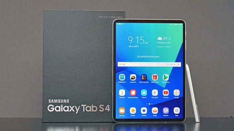Tablet Samsung Galaxy Tab Advanced2 và Advanced2 XL lộ ảnh thật, có thể ra mắt cùng Tab S4 vào tháng 9